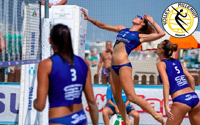 Sponsor di Lega Volley Summer Tour 2019