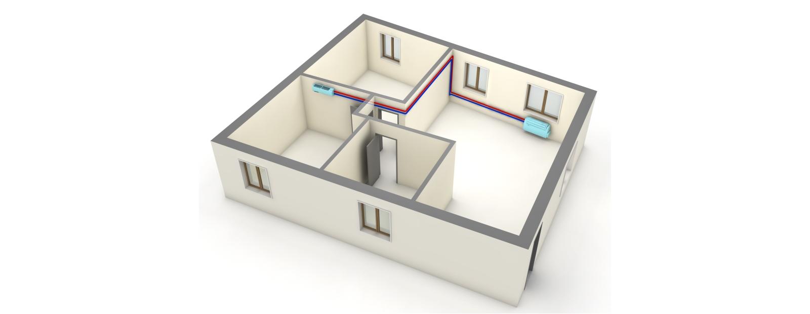 Climatizzatore senza unit esterna unico twin olimpia - Condizionatori inverter senza unita esterna ...