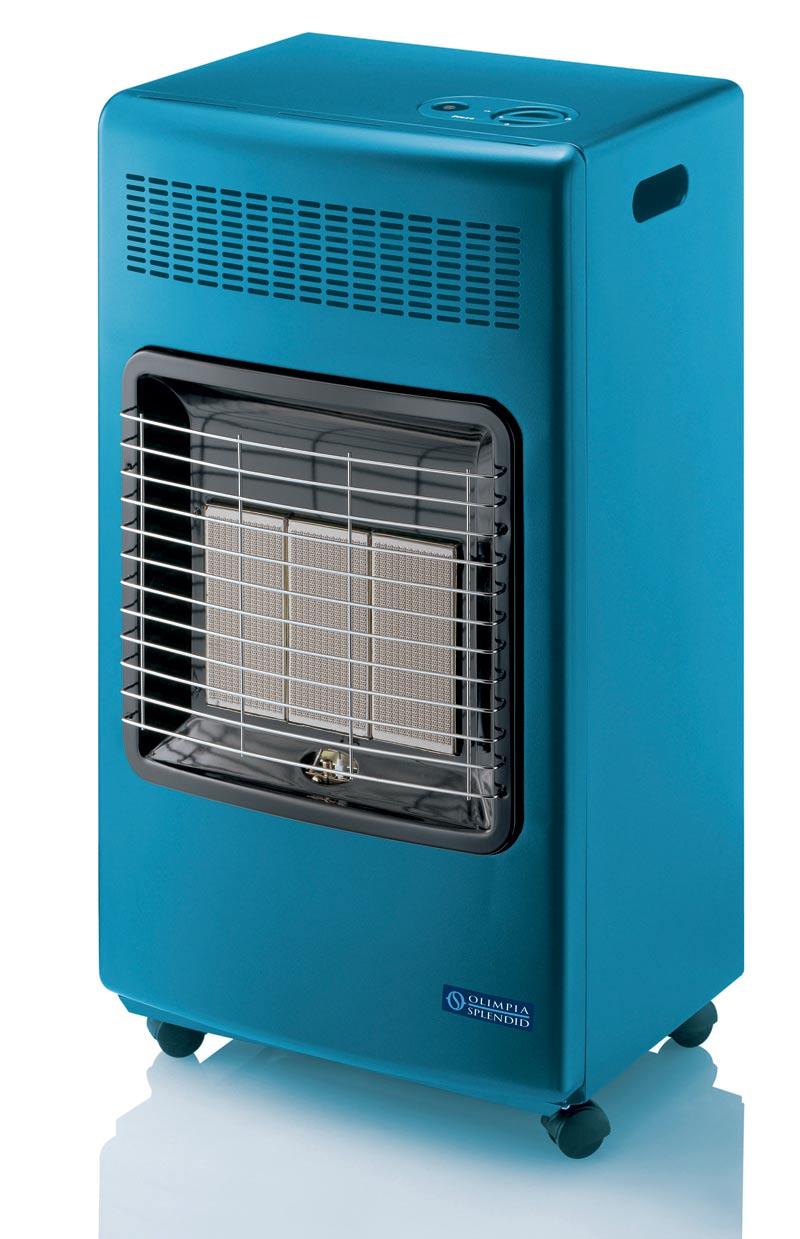 Stufa a infrarossi olimpia splendid mod pratica infra blu for Stufa catalitica o infrarossi