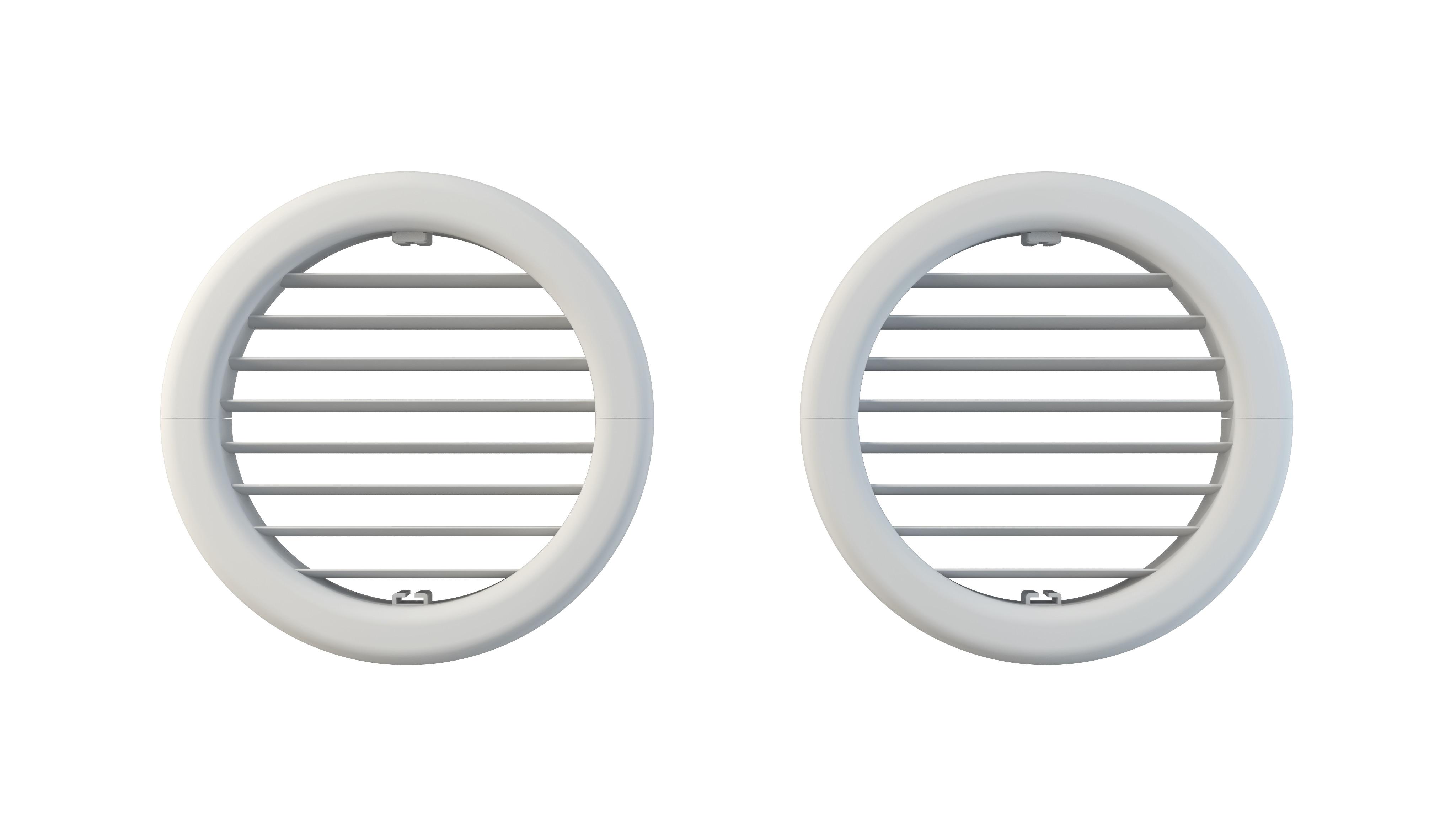 Climatizzatori senza unit esterna condizionatore unico olimpia splendid - Griglie per finestre esterne ...